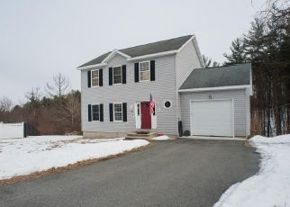 Pre Foreclosure in Southbridge 01550 COLONIAL DR - Property ID: 1499271880