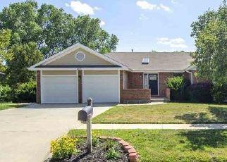 Pre Foreclosure in Junction City 66441 S KIOWA CT - Property ID: 1500463147