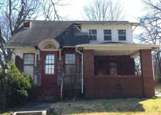 Pre Foreclosure in Princeton 47670 W EMERSON ST - Property ID: 1500963322