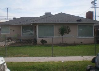 Pre Foreclosure in Fresno 93705 W ANDREWS AVE - Property ID: 1501303639