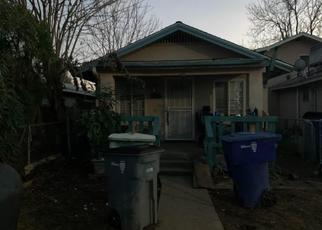 Pre Foreclosure in Fresno 93702 E MCKENZIE AVE - Property ID: 1501304509
