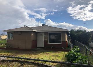Pre Foreclosure in Selma 93662 NEBRASKA AVE - Property ID: 1501318524