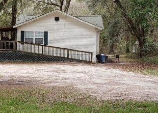 Pre Foreclosure in Lake City 32025 SE PEACOCK TER - Property ID: 1501405685