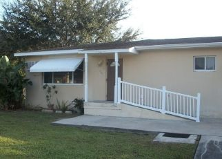 Pre Foreclosure in Clewiston 33440 S W C OWEN AVE - Property ID: 1501486263