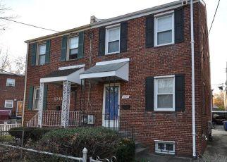 Pre Foreclosure in Washington 20017 8TH ST NE - Property ID: 1501601453