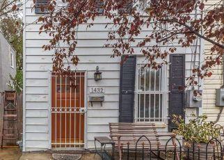 Pre Foreclosure in Washington 20020 V ST SE - Property ID: 1501607588