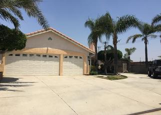 Pre Foreclosure in Fontana 92335 BAMBOO CT - Property ID: 1501610209