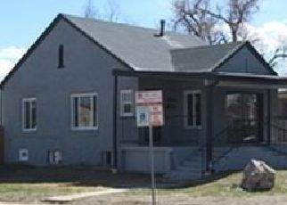 Pre Foreclosure in Denver 80204 GROVE ST - Property ID: 1501620280