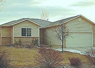 Pre Foreclosure in Parachute 81635 JUNIPER LN - Property ID: 1501684226