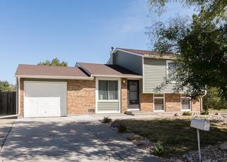 Pre Foreclosure in Bennett 80102 HARRISON DR - Property ID: 1501692106