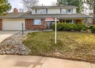 Pre Foreclosure in Westminster 80031 LOWELL WAY - Property ID: 1501699110