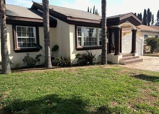 Pre Foreclosure in Norwalk 90650 FUNSTON AVE - Property ID: 1501832258