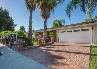 Pre Foreclosure in Woodland Hills 91367 CROSSON DR - Property ID: 1501836200
