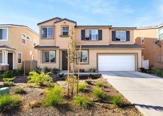 Pre Foreclosure in Menifee 92584 BRAMBLE WOOD CIR - Property ID: 1501839721