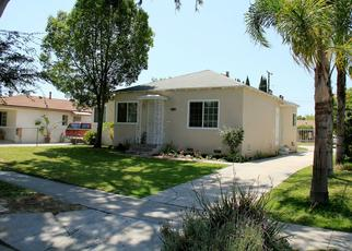 Pre Foreclosure in South Gate 90280 SAN JUAN AVE - Property ID: 1501848920