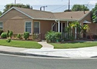 Pre Foreclosure in Norwalk 90650 ORR AND DAY RD - Property ID: 1501901915