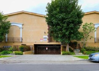 Pre Foreclosure in Van Nuys 91411 GILMORE ST - Property ID: 1501949646