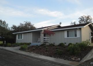Pre Foreclosure in Napa 94558 NEPTUNE CT - Property ID: 1501959274