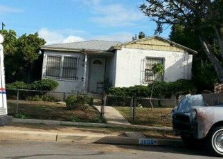 Pre Foreclosure in San Diego 92113 BIRCH ST - Property ID: 1501963667