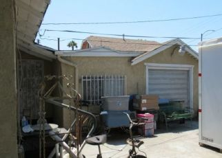 Pre Foreclosure in Los Angeles 90043 W 71ST ST - Property ID: 1502006581