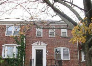 Pre Foreclosure in Baltimore 21218 LOCHWOOD RD - Property ID: 1502202348