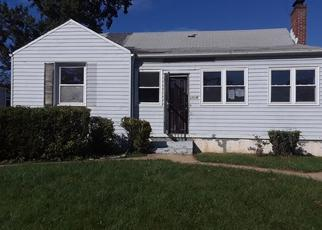Pre Foreclosure in Halethorpe 21227 OHIO AVE - Property ID: 1502245724