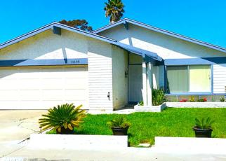 Pre Foreclosure in San Diego 92126 ZAPATA AVE - Property ID: 1502763395