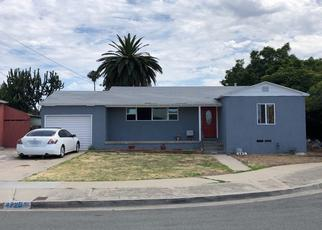 Pre Foreclosure in San Diego 92105 BAILY PL - Property ID: 1502770407