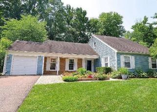Pre Foreclosure in Crofton 21114 MARLOW PL - Property ID: 1502979308