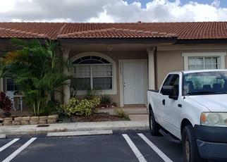 Pre Foreclosure in Miami 33177 SW 170TH TER - Property ID: 1503207955