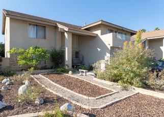 Pre Foreclosure in Diamond Bar 91765 WINTERWOOD LN - Property ID: 1503245610