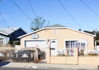 Pre Foreclosure in San Diego 92105 MANZANITA DR - Property ID: 1503258756
