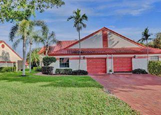 Pre Foreclosure in Delray Beach 33446 LEXINGTON CLUB BLVD - Property ID: 1503329704
