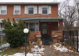 Pre Foreclosure in Chicago 60619 S BURNSIDE AVE - Property ID: 1503464151
