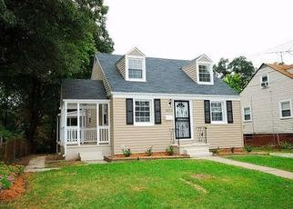 Pre Foreclosure in District Heights 20747 FOSTER ST - Property ID: 1503573204