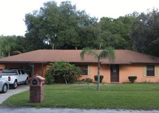 Pre Foreclosure in Plant City 33563 N VERMONT ST - Property ID: 1503588544