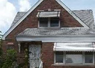Pre Foreclosure in Chicago 60652 S MAPLEWOOD AVE - Property ID: 1503833814