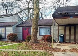 Pre Foreclosure in Columbia 21045 FLAMEPOOL WAY - Property ID: 1504071180