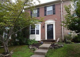 Pre Foreclosure in Belcamp 21017 PRIMROSE PL - Property ID: 1504105795