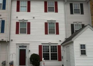 Pre Foreclosure in Frederick 21703 BARCLAY TER - Property ID: 1504106667
