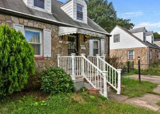 Pre Foreclosure in Riverdale 20737 OGLETHORPE ST - Property ID: 1504877950