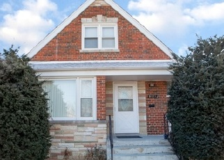 Pre Foreclosure in Chicago 60652 S WHIPPLE ST - Property ID: 1505035611