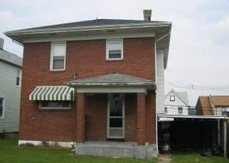 Pre Foreclosure in Mckeesport 15132 BANKER ST - Property ID: 1505194596