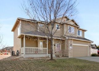Pre Foreclosure in Longmont 80504 BOWERSOX PKWY - Property ID: 1505268162
