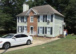 Pre Foreclosure in Raleigh 27610 PENNCROSS DR - Property ID: 1505438996