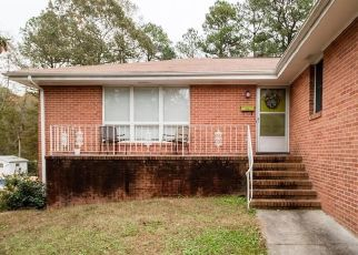 Pre Foreclosure in Petersburg 23803 W CLARA DR - Property ID: 1505485407