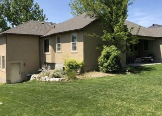 Pre Foreclosure in Pleasant Grove 84062 N CANYON HEIGHTS DR - Property ID: 1505784996