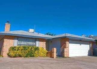 Pre Foreclosure in El Paso 79934 ROGERS HORNSBY ST - Property ID: 1505827915