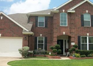 Pre Foreclosure in Mansfield 76063 TOUCHSTONE CT - Property ID: 1505862506