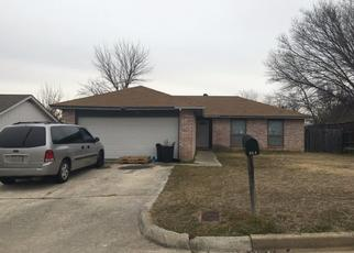Pre Foreclosure in Fort Worth 76108 ANNAPOLIS DR - Property ID: 1505876517